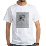 Beethoven White T-Shirt