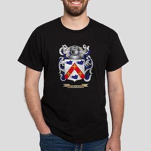 McDermott Coat of Arms - Family Crest Dark T-Shirt