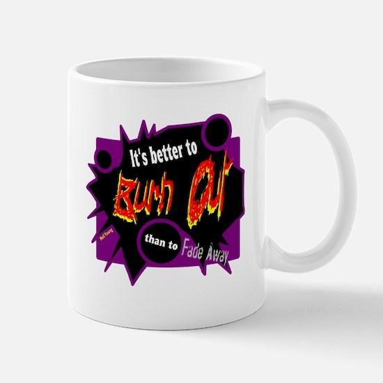 Burn/Fade-Neil Young Mugs