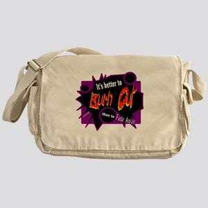 Burn/Fade-Neil Young Messenger Bag