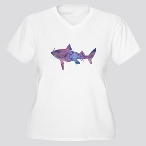 Shark Plus Size T-Shirt