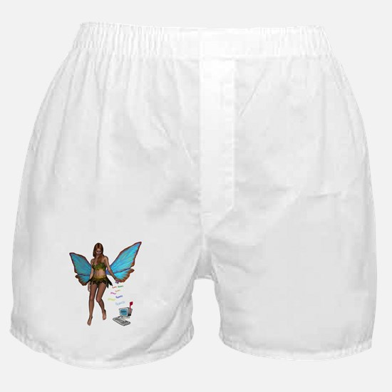 Donot Fairy Boxer Shorts