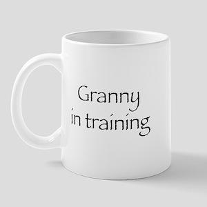 Granny in training Mug