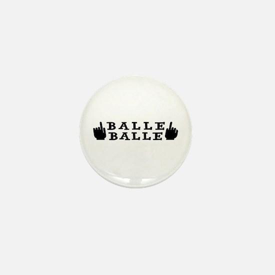Balle Balle Mini Button