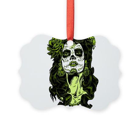 Best Seller Sugar Skull Ornament