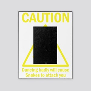 Dancing badly Picture Frame