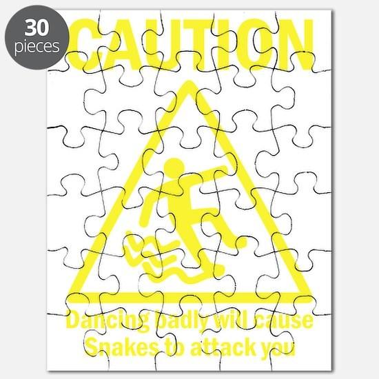 Dancing badly Puzzle