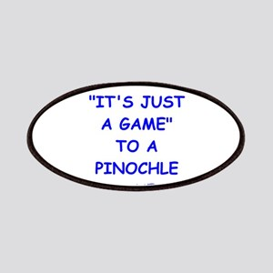 PINOCHLE Patches