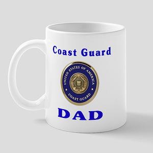 coast guard dad Mug
