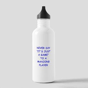 MAHJONG Water Bottle