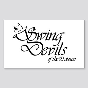 Swing Devils1 Sticker