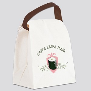 Kappa Kappa Maki Canvas Lunch Bag