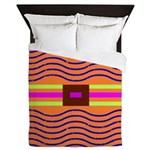 Minister SisterFace Graphic Queen Duvet