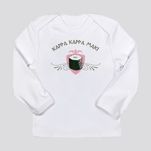 Kappa Kappa Maki Long Sleeve Infant T-Shirt