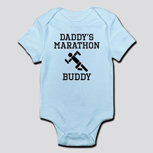 Daddys Marathon Buddy Body Suit