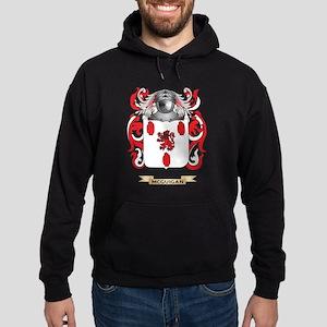 McGuigan Coat of Arms - Family Crest Hoodie (dark)
