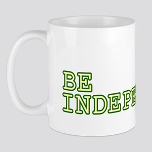 Be Independent - DYH Amazon Mug