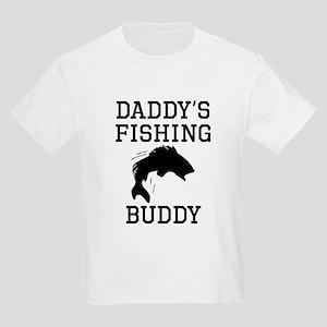 Daddys Fishing Buddy T-Shirt