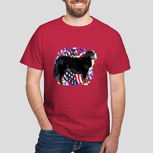 Berner Patriotic Dark T-Shirt