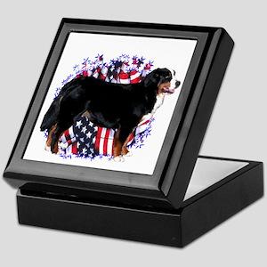 Berner Patriotic Keepsake Box