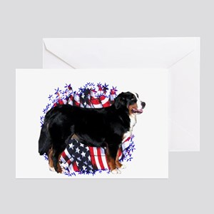 Berner Patriotic Greeting Cards (Pk of 10)