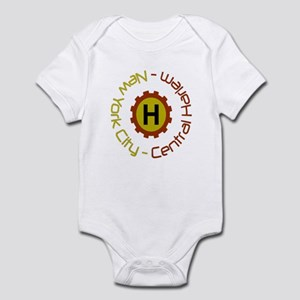"""""""Click Here CENTRAL HARLEM"""" Infant Bodysuit"""