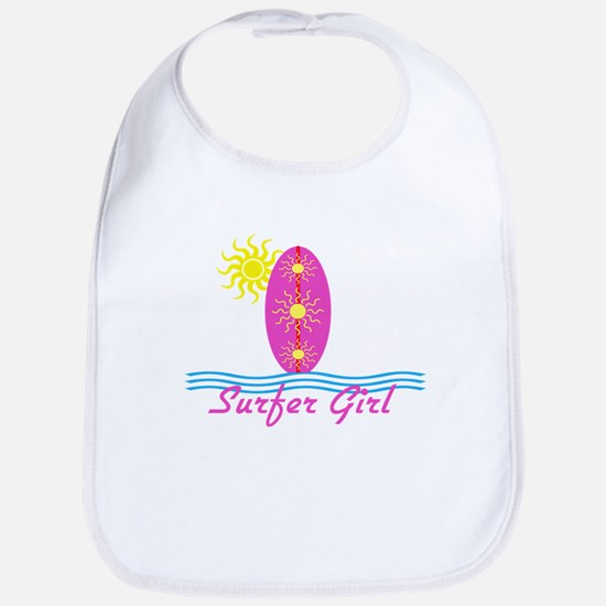 Surfer Girl w/ Sun Bib