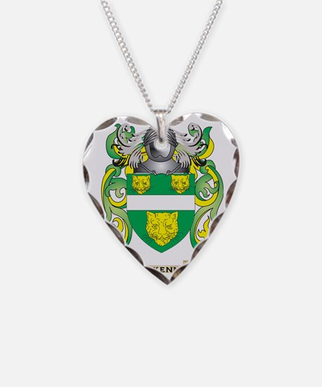 McKenna Coat of Arms - Family Necklace
