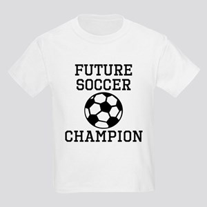 Future Soccer Champion T-Shirt