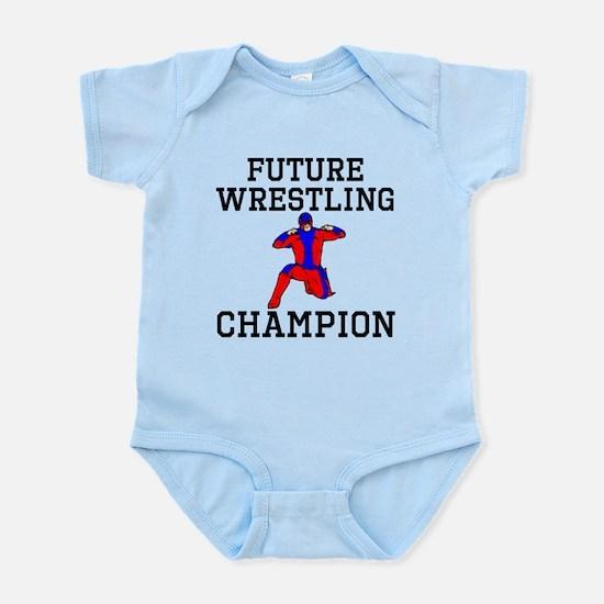 Future Wrestling Champion Body Suit