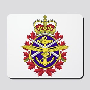 Canadian Forces Logo Mousepad