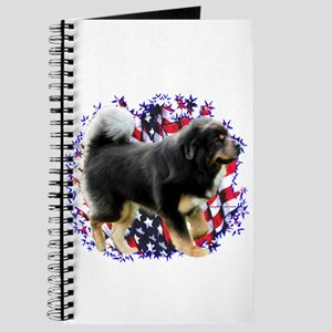 Tibetan Mastiff Patriotic Journal