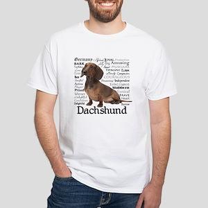 Dachshund Traits T-Shirt