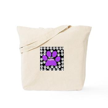 Slut Puppy Tote Bag