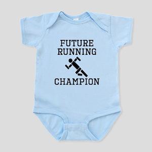 Future Running Champion Body Suit