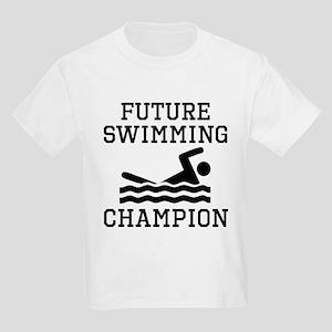 Future Swimming Champion T-Shirt