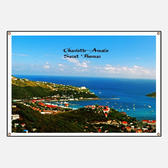 Charlotte-Amalie  Banner