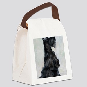 Please Canvas Lunch Bag