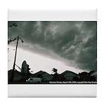 Hurricane Charley 2004 Tile Coaster