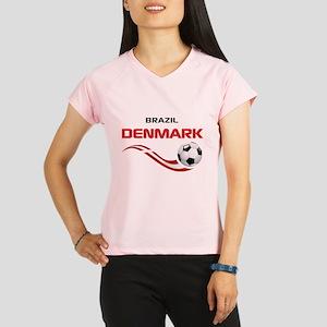 Soccer 2014 DENMARK Performance Dry T-Shirt
