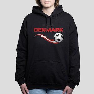 Soccer 2014 DENMARK Hooded Sweatshirt