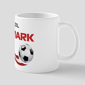 Soccer 2014 DENMARK Mug