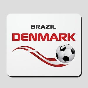 Soccer 2014 DENMARK Mousepad
