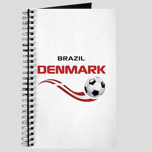 Soccer 2014 DENMARK Journal