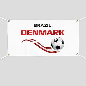 Soccer 2014 DENMARK Banner