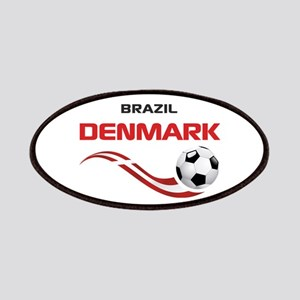 Soccer 2014 DENMARK Patches