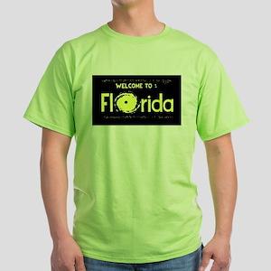 The Hurricane State Green T-Shirt
