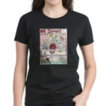 Rent Money Women's Dark T-Shirt