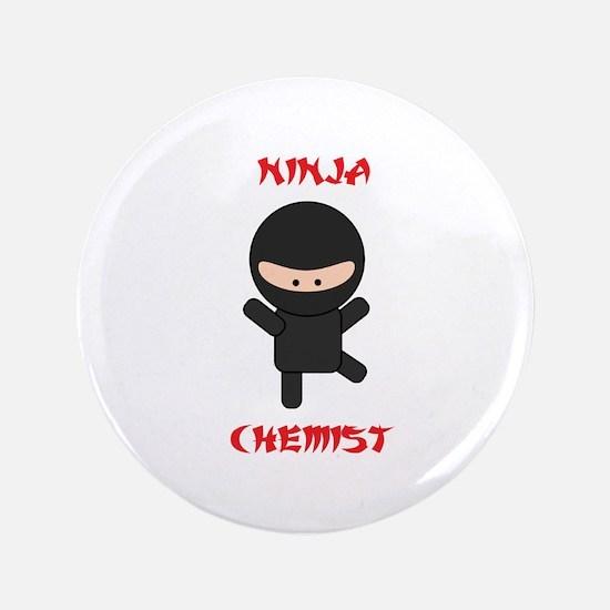 """Ninja Chemist 3.5"""" Button"""