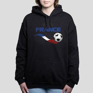 Soccer 2014 FRANCE 1 Hooded Sweatshirt
